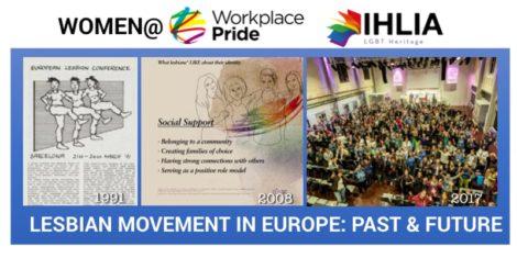invite for lesbian history event at IHLIA